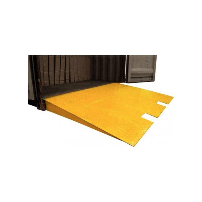 6.5 Tonne Fixed Metal Container Ramp