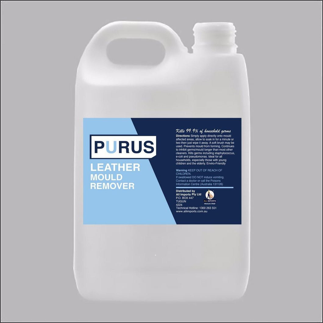 PURUS Leather Mould Remover