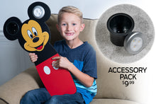 Load image into Gallery viewer, Disney Shelf Accessory Pack - Mickey Shelf Accessory Pack