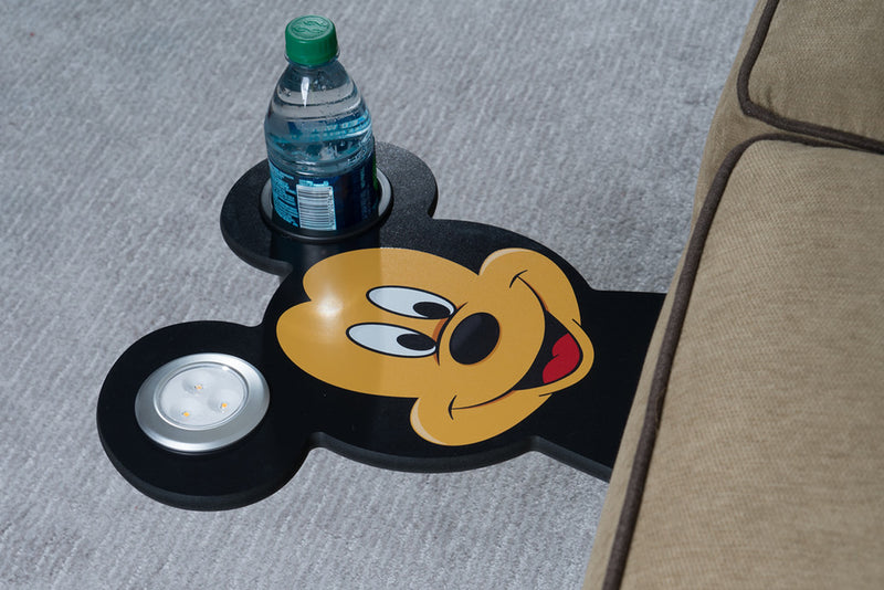 Mickey's Light & Cup Holder Accessory Pack