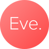 Eve by Glow sex positive period tracker app