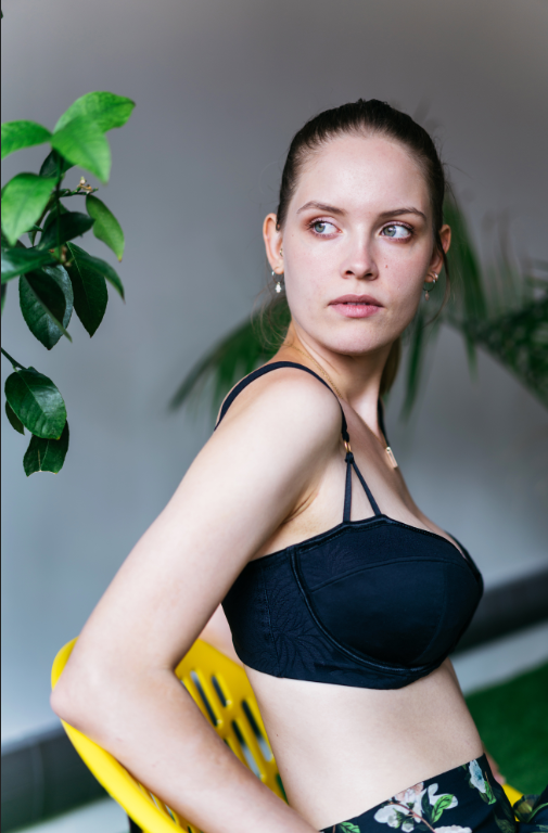 Demi + Gel Strap - House of Anesi Bra, Bra - women's apparel, HouseofAnesi - House of Anesi, HouseofAnesi  - House of Anesi