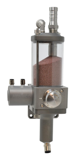 PrecisionCore Abrasive Metering Device For Flow IFB          HWS# 19025-3