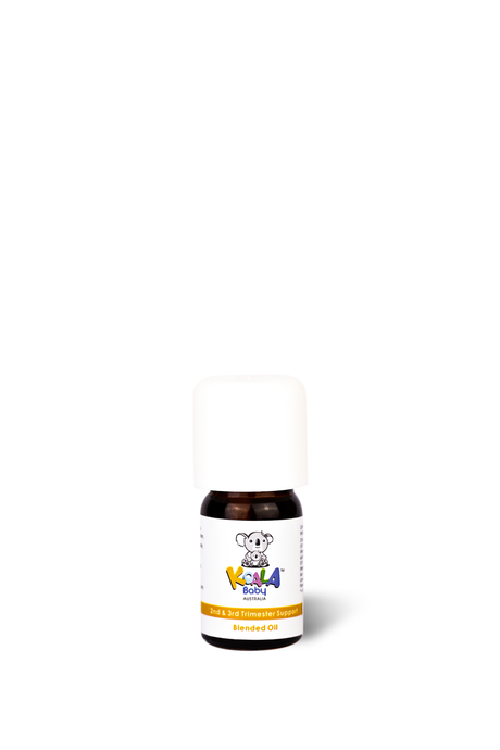 Essential Oil Blend - Pregnancy 2nd & 3rd Trimester Support