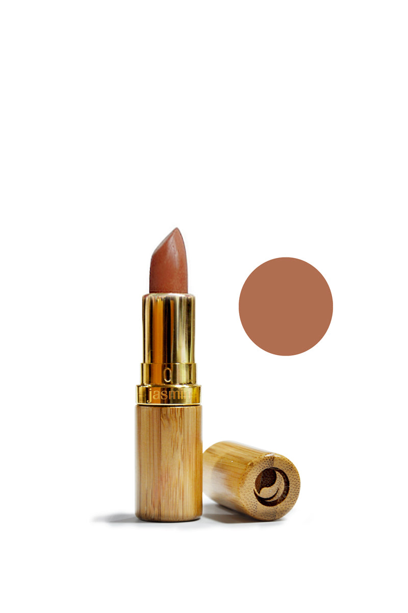 Organic Lipstick Chocolate Brown