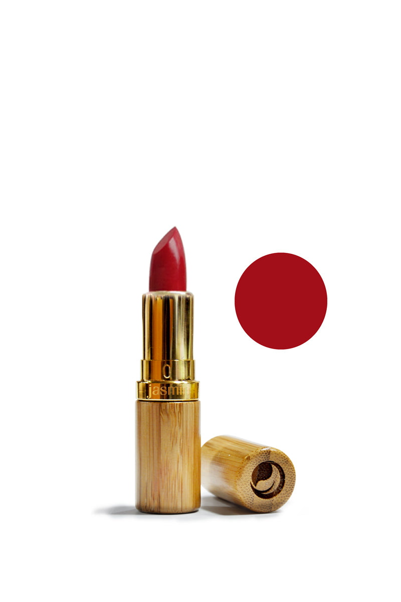 Organic Lipstick Red Rose 10