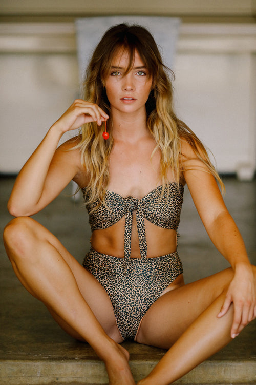 LOGAN ONE PIECE - LEOPARD