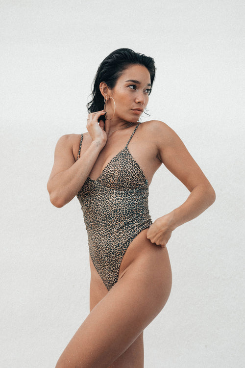 CARTER ONE PIECE - LEOPARD
