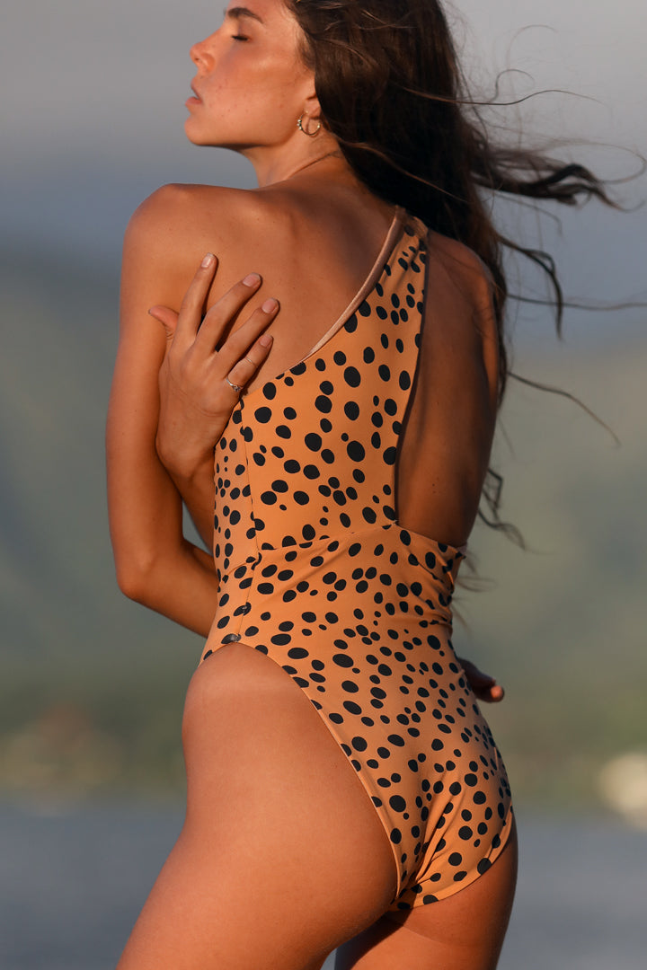 ASHLEY ONE PIECE - DALMATIAN DOT