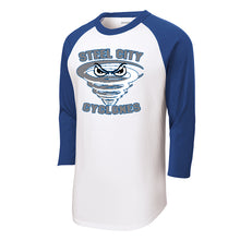 Raglan 3/4 Sleeve Shirt