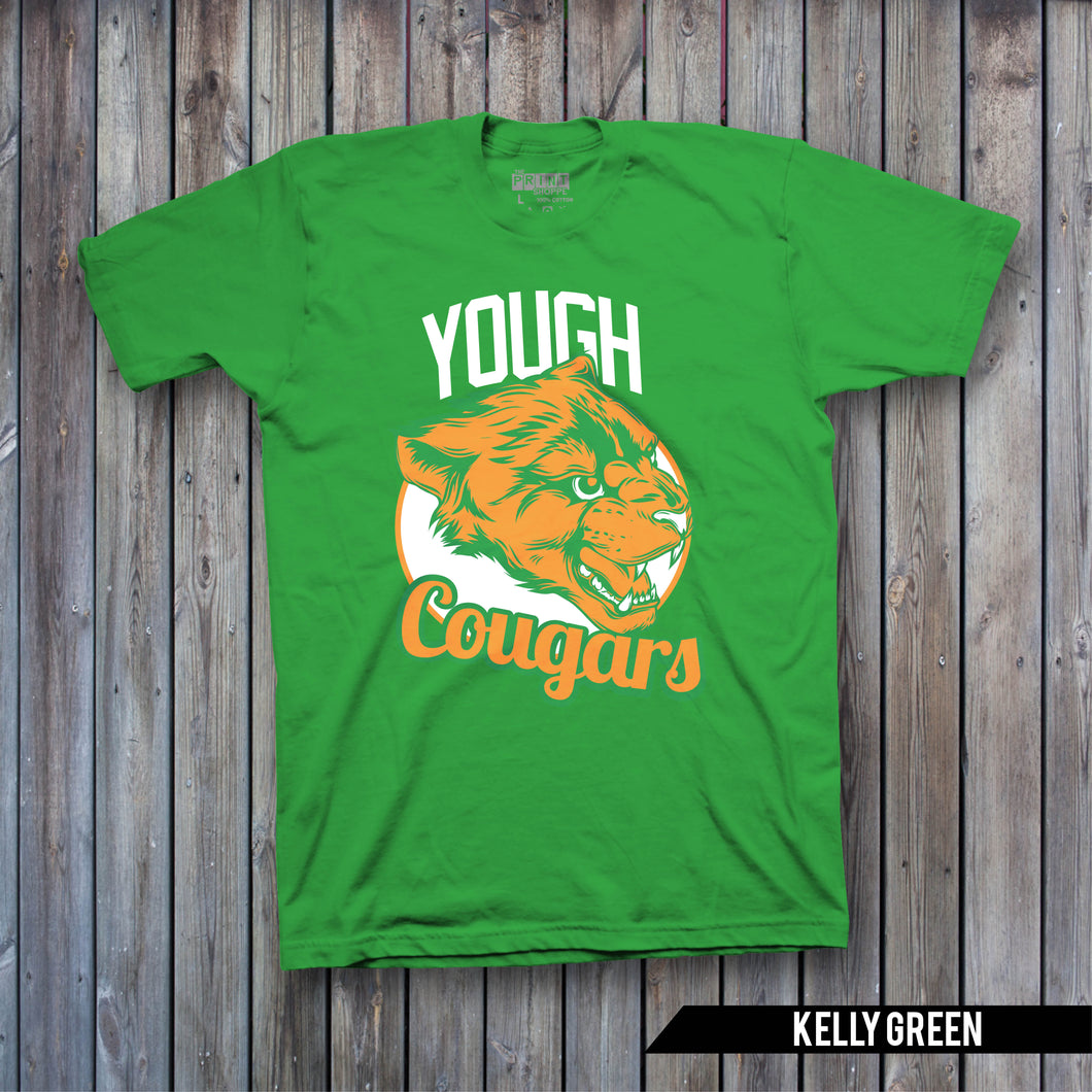 Yough Cougar Throwback 2020