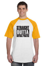 Straight Outta Softball Practice Shirt