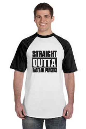 Straight Outta Baseball Practice