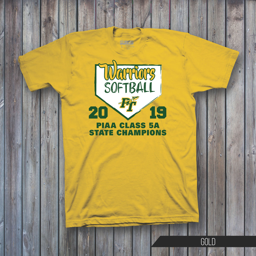 Penn Trafford Warriors Softball 2019 State Champs