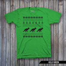 Dinosaur Ugly Sweater (BLACK IMPRINT)