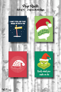 Pop Holiday Card Pack