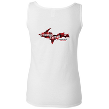 Gildan Ladies Softstyle Fitted Logo Tank