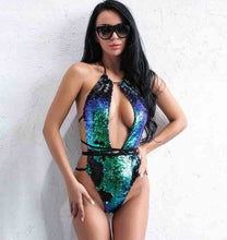 Medusa Premium Sequin Swimsuit