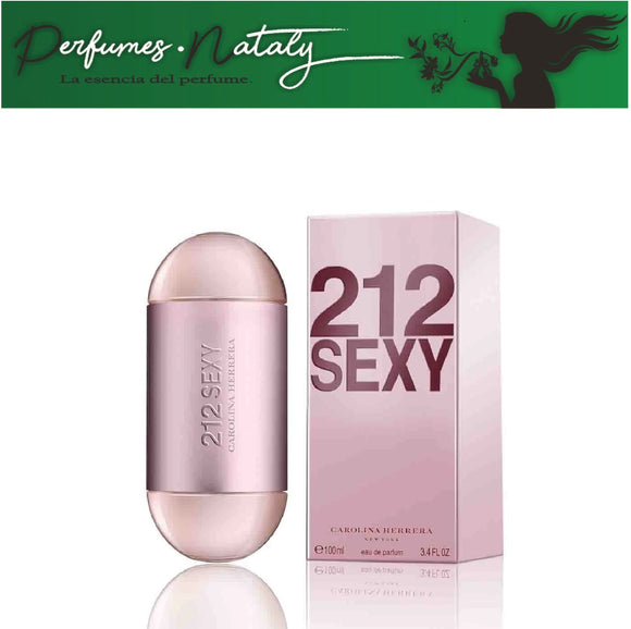 212 SEXY DAMA 100 ML (CAROLINA HERRERA)