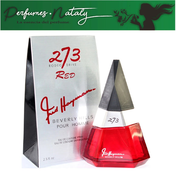 273 RODEO DRIVE RED MEN 75 ML (Fred Hayman)