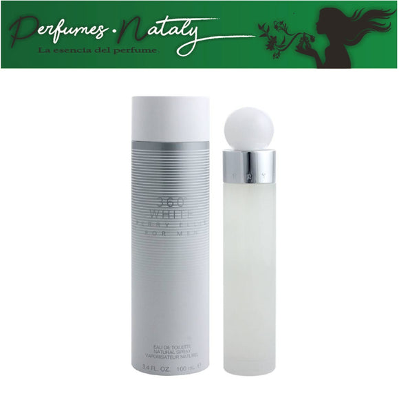 360 WHITE FOR MEN PERRY ELLIS 100 ML (PERRY ELLIS)