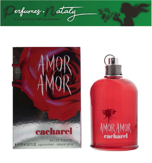 AMOR AMOR 100 ML (CACHAREL)