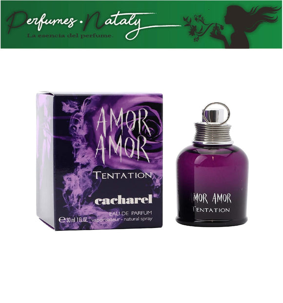 AMOR AMOR TENTATION  100 ML (CACHAREL)