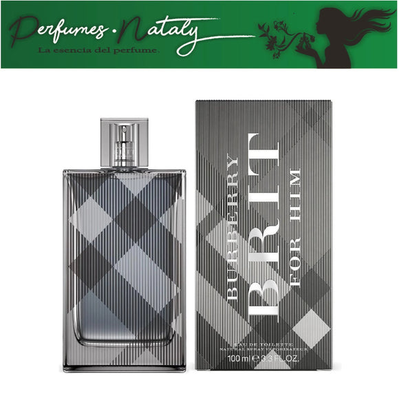 BURBERRY BRIT FOR HIM 100 ML (BURBERRY)