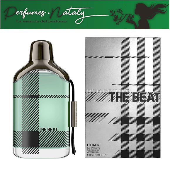 BURBERRY THE BEAT FOR MEN  100 ML (BURBERRY)