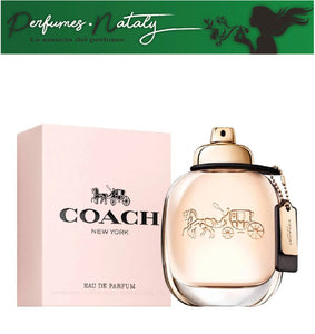 COACH NEW YORK EAU DE PARFUM DAMA 100 ML (COACH)