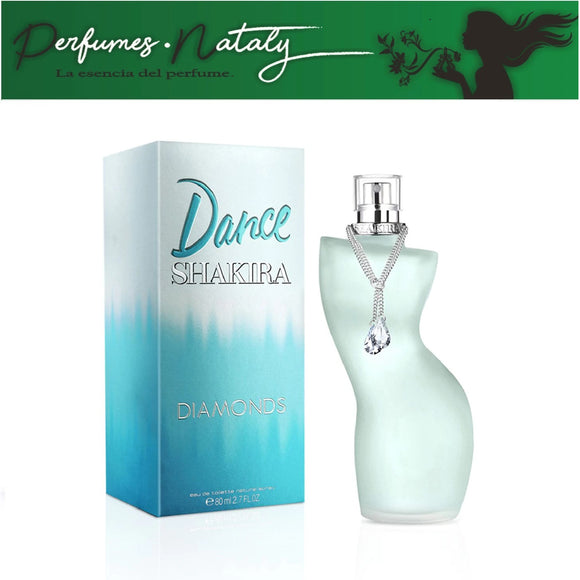 DANCE DIAMONDS SHAKIRA 80 ML (SHAKIRA)