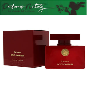 DOLCE & GABBANA THE ONE COLLECTOR'S EDITION 75 ML (DOLCE & GABBANA)