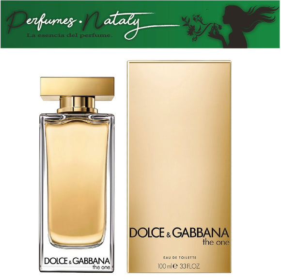 DOLCE & GABBANA THE ONE EAU DE TOILETTE 100 ML (DOLCE & GABBANA)