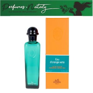 EAU D'ORANGE VERTE 100 ML (HERMES)