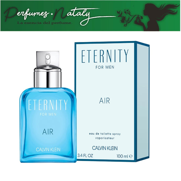 ETERNITY AIR FOR MEN 100 ML (CALVIN KLEIN )