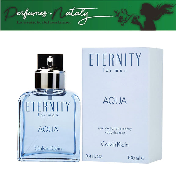 ETERNITY AQUA FOR MEN 100 ML (CALVIN KLEIN )