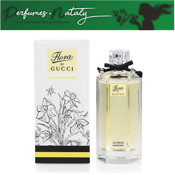 FLORA BY GUCCI GLORIOUS MANDARIN 100 ML (GUCCI)
