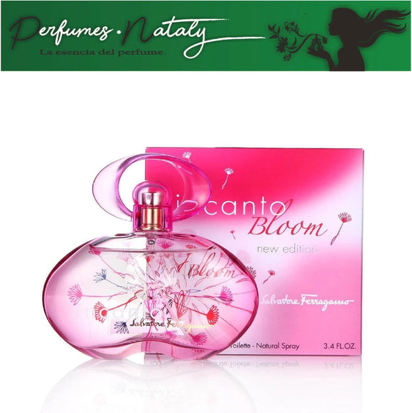 INCANTO BLOOM 100 ML (SALVATORE FERRAGAMO)