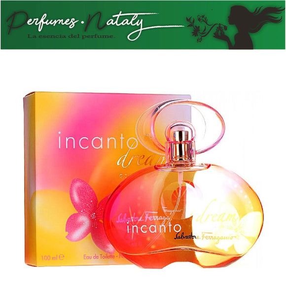 INCANTO DREAM 100 ML (SALVATORE FERRAGAMO)