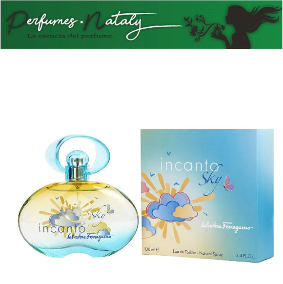 INCANTO SKY 100 ML (SALVATORE FERRAGAMO)