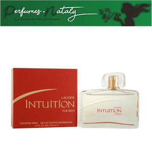 INTUITION FOR MEN 100 ML (ESTEE LAUDER)
