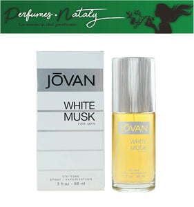 JOVAN WHITE MUSK FOR MEN 88 ML (COTY)