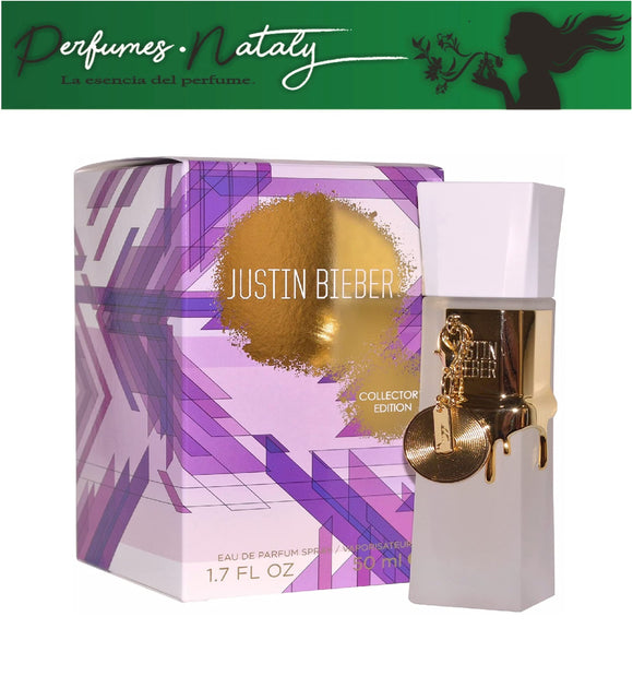 JUSTIN BIEBER COLLECTOR'S EDITION 100 ML (JUSTIN BIEBER)