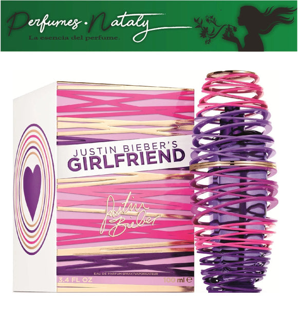 JUSTIN BIEBER'S GIRLFRIEND  100 ML (JUSTIN BIEBER)