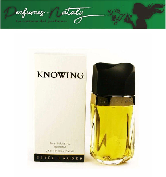 KNOWING     75 ML (ESTEE LAUDER)