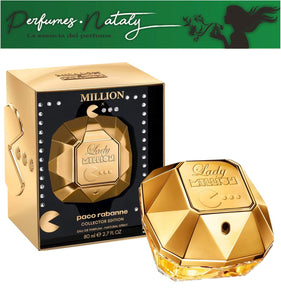 LADY MILLION PAC MAN 80 ML (PACO RABANNE)