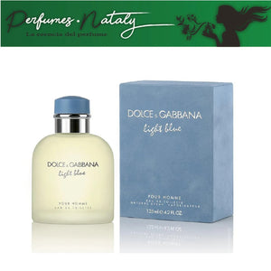 LIGHT BLUE 125 ML (DOLCE & GABBANA)