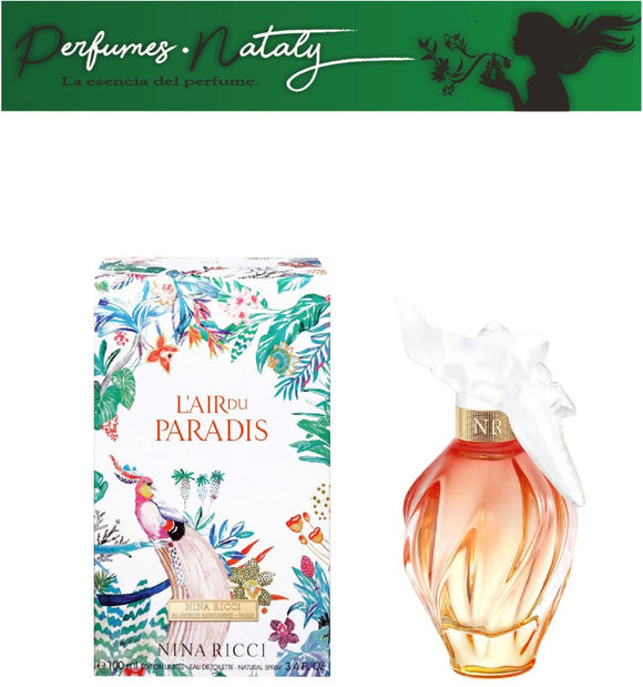 L'AIR DU PARADIS 100 ML (NINA RICCI)