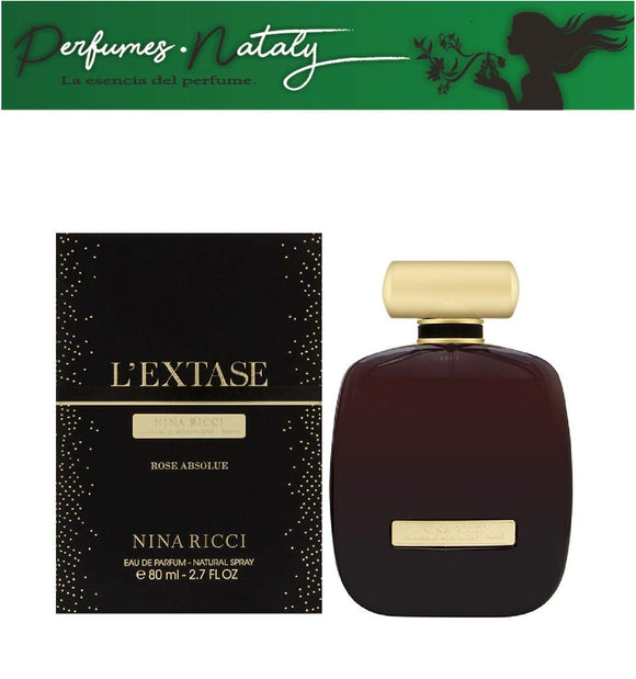 L'EXTASE ROSE ABSOLUE 80 ML (NINA RICCI)