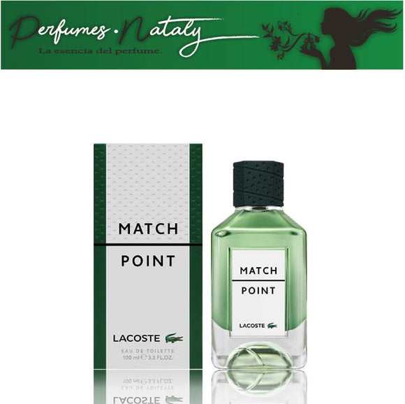 MATCH POINT LACOSTE 100 ML (LACOSTE)